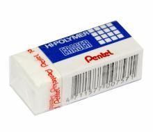"""Ластик белый """"Hi-Polymer Eraser"""" (ZEH-03)"""
