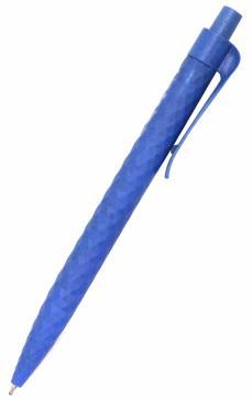 """Ручка шариковая синяя """"С Заботой о природе"""" в ассортименте (52684)"""