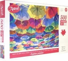 Пазл-500 Озорные зонтики