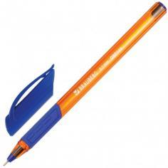 """Ручка шариковая масляная """"GT Tone Orange"""" (0,7 мм, синий, трехгранная) (142923)"""
