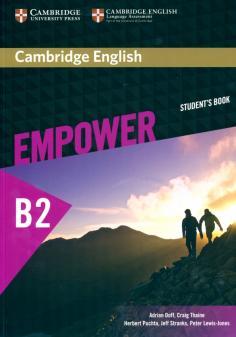 Cambridge English Empower. Upper Intermediate Student's Book