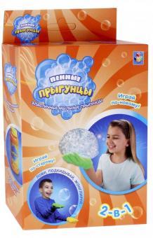 """Мыльные пузыри """"Пенные Прыгунцы 2-в-1"""" (Т10345)"""