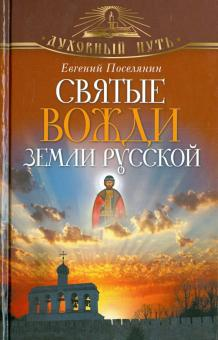 Святые вожди земли Русской - Евгений Поселянин