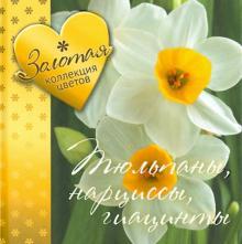 Золотая коллекция цветов. Тюльпаны, нарциссы, гиацинты