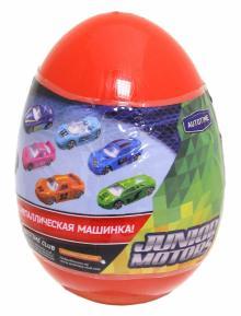 """Машинка """"SUPER SPEED CAR"""" 1:60, яйцо-сюрприз, ассортимент (48895)"""