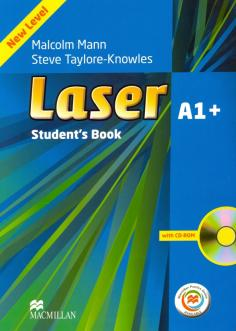 Laser. A1+ Student's Book (+CD)
