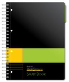 """Бизнес-тетрадь """"Smartbook"""" (120 листов, линейка, А4) (83310)"""