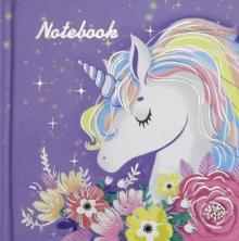 """Записная книжка """"Notebook"""" 48 листов, 105*105 мм """"СКАЗОЧНЫЙ ЕДИНОРОГ"""" (50735)"""