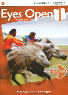 Eyes Open. Level 1. Workbook with Online Practice