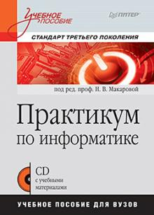 Практикум по информатике для вузов (+CDpc) - Макарова, Кочурова, Титова