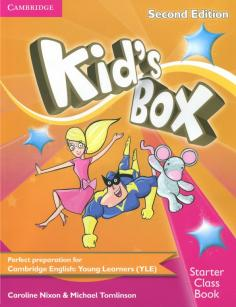 Kid's Box 2Ed Starter CB +R
