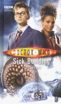 Doctor Who. Sick Building - Paul Magrs