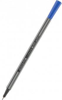 Ручка капиллярная BASIC, 0.4мм, синяя (36-0008)