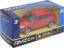 "Машина металлическая ""Porsche Cayenne Turbo"" красная, 1:43 (444012)"