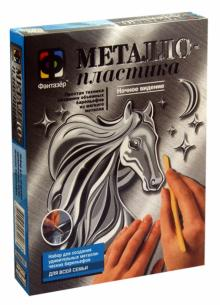 Металлопластика. Набор №23. Ночное видение (437023)