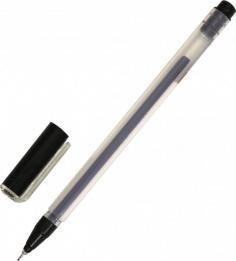"""Ручка гелевая 0.5 мм """"MY GEL"""" черная (440879)"""
