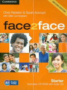 Face2Face 2Edition Starter Testmaker CD-ROM + Audio CD