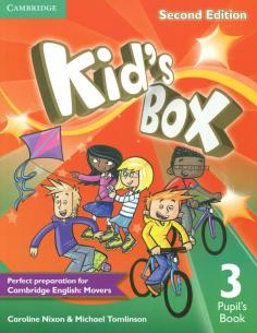 Kid's Box 2Ed 3 PB