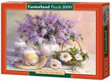 "Puzzle-1000 ""Цветы, живопись"" (C-102006)"