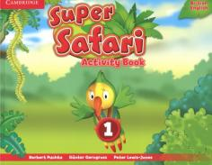 Super Safari. Level 1. Activity Book