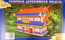 """Сборная модель """"Чайный домик"""" (PHC068)"""