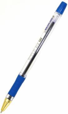 """Ручка шариковая """"Model-XL GLD"""" синяя (143245)"""