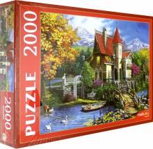 "Puzzle-2000 ""Усадьба горной реки"" (ХП2000-1111)"